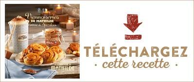 Les Cahiers de Mathilde : Recette : Viennoiseries de Mathilde