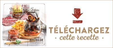 Les Cahiers de Mathilde : Recette : Moules façon Tapas concassé de poivrons
